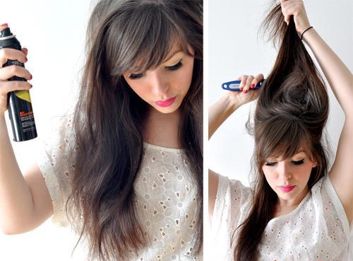 Hướng dẫn búi tóc đơn giản mà đẹp như sao Hàn
