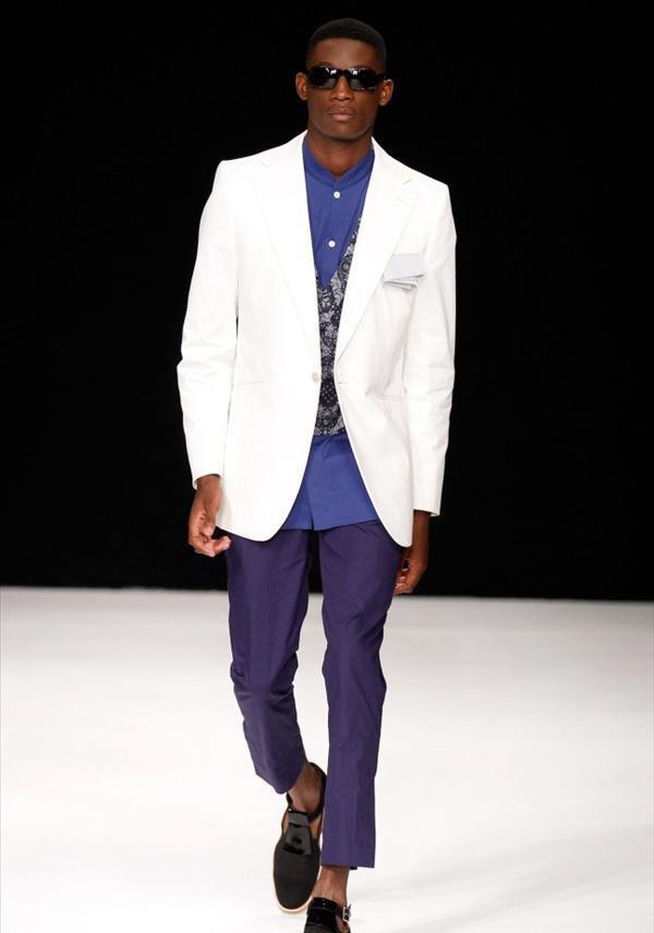 Ngắm lại BST thời trang nam xuân hè từ Spencer Hart