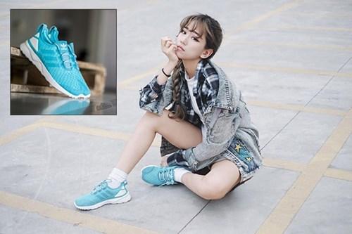 Ngắm những đôi giày đang 'quyến rũ' hot girl Việt