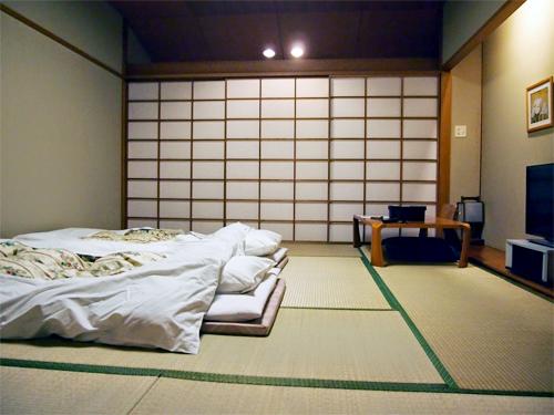 Người Nhật thích nằm ngủ trên sàn nhà tại sao ?
