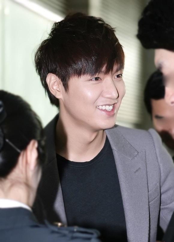 Tóc tỉa layer ngắn đẹp cuốn hút như Lee Min Ho