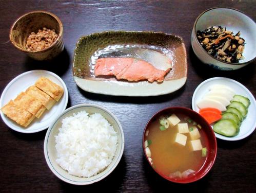 Ăn sáng kiểu Nhật tốt cho sức khỏe ?