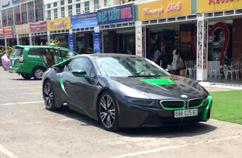 BMW i8 của đại gia Cà Mau - cơn sốt chưa bao giờ hết 'hot'