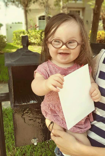 Bức thư người mẹ có con bệnh Down gửi vị bác sĩ từng khuyên mình phá thai