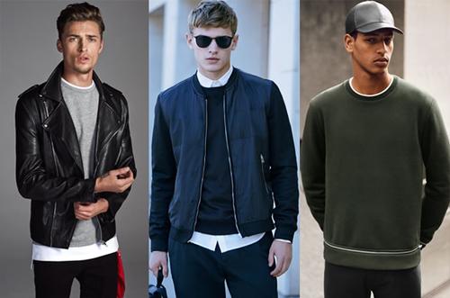 Các chàng cần lưu ý gì để mặc đẹp phong cách thể thao