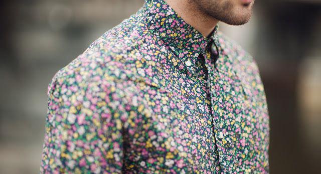 Đa phong cách cùng những items họa tiết floral