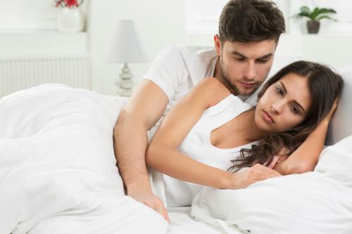 Khác biệt nam nữ về lo ngại sức khỏe khi sex