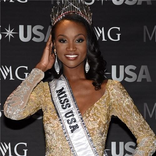 Nhan sắc 10 đời Hoa hậu Mỹ gần đây
