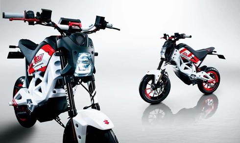 Suzuki sản xuất xe điện cạnh tranh Honda MSX?