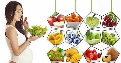 Bà bầu nên ăn và kiêng gì ?