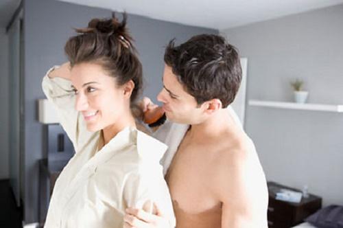 Chàng nên gì để tăng phong độ 'yêu'