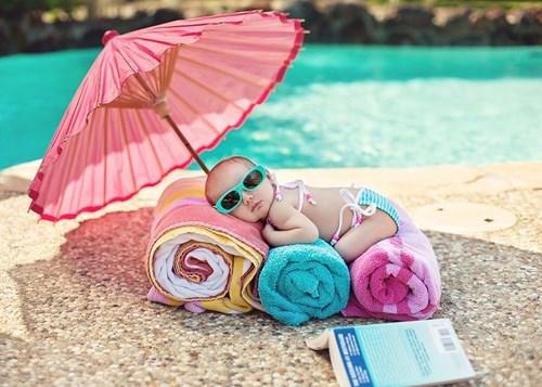 Có nên dùng kem chống nắng cho trẻ ?
