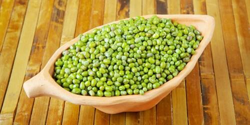 Giải nhiệt mùa hè với đậu xanh