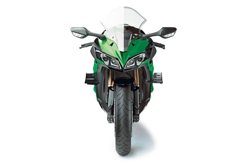 Kawasaki hé lộ phiên bản mới của Ninja 1000 2017