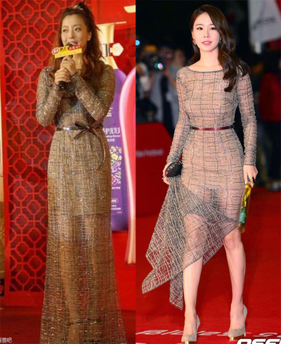Kim Hee Sun kém sang vì mắc lỗi chọn đồ, trang điểm