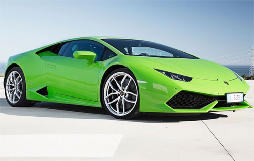 Lamborghini bán nhiều xe kỷ lục