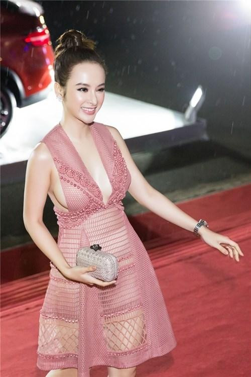 """Một chiếc váy, Phương Trinh nhận """"gạch đá"""", Hạ Vi được khen ngợi"""