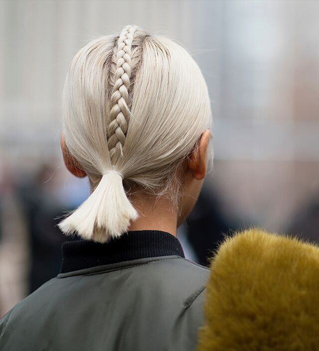 Những kiểu tóc tết cho nàng tóc ngắn thêm xinh xắn