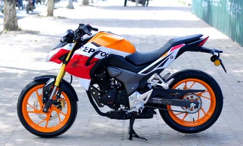 Những mẫu môtô có giá dưới 120 triệu đồng