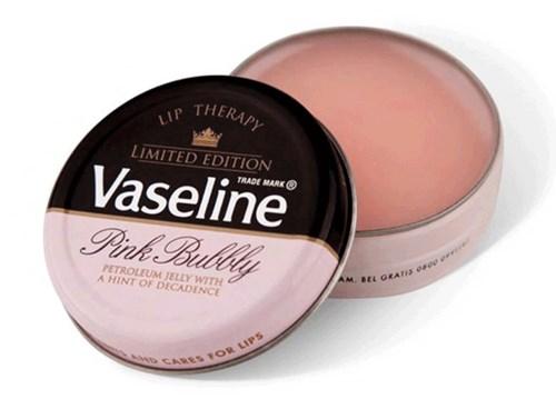 Son dưỡng giúp hạnh phúc: Vaseline Pink Buubly