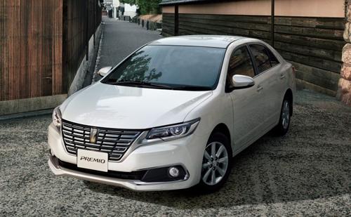 Toyota Premio - sedan cho người Nhật có gì đặc biệt?