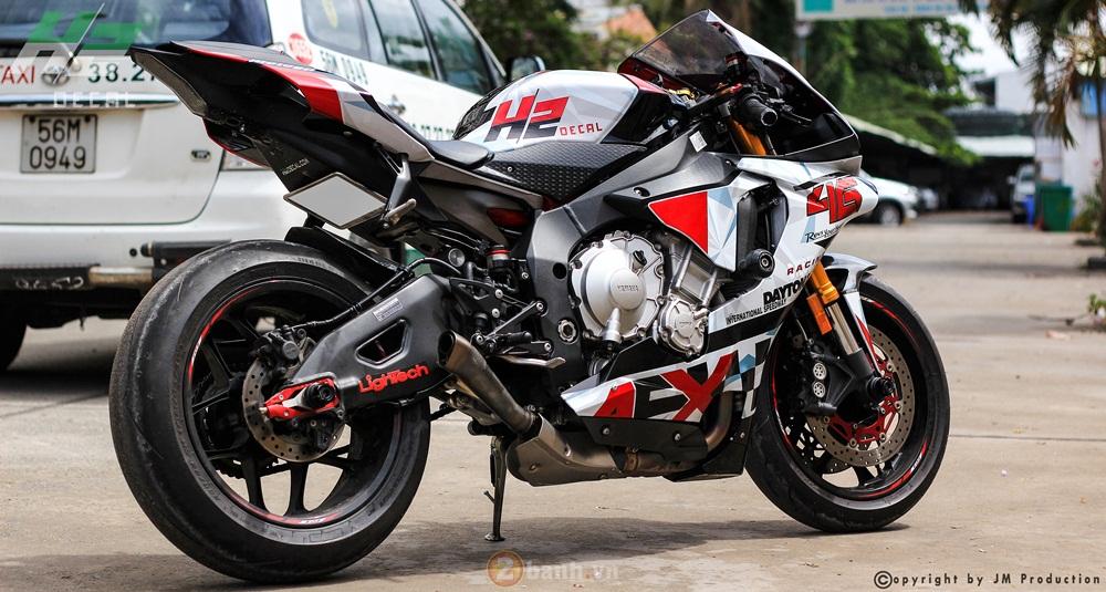 Yamaha YZF R1 ấn tượng trong Đại Hội Exciter tại Sài Gòn