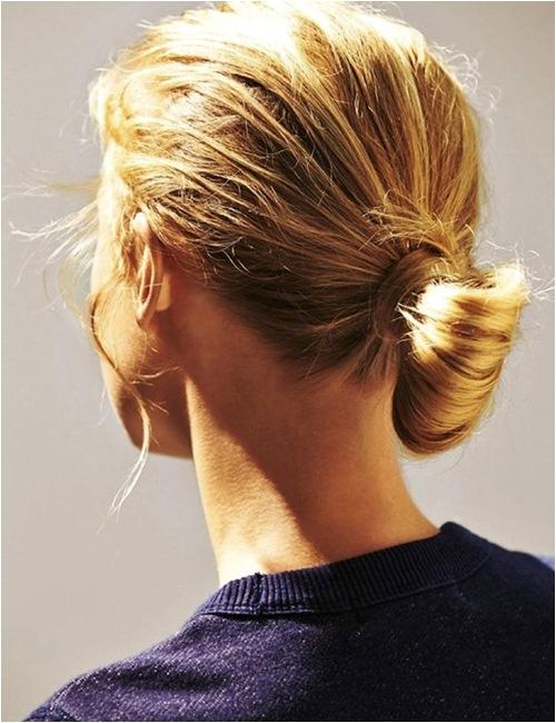 4 kiểu búi tóc sành điệu chỉ dành riêng cho nàng tóc ngắn
