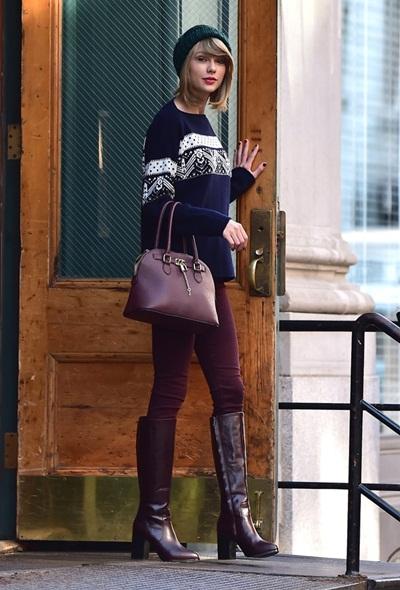 Bạn biết gì về thú chơi túi xách của Taylor Swift ?