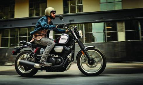 Hình ảnh chi tiết Yamaha SCR950 Scrambler