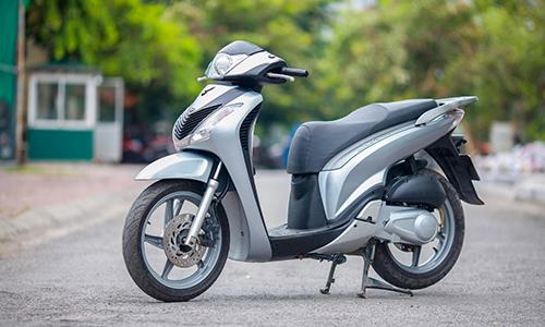 Honda SH 125i đời 2011 - Quá khứ của 'dân chơi'