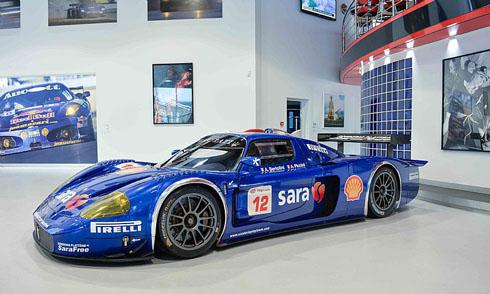 Maserati MC12 GT1 – siêu xe 'hiếm' giá 10 triệu USD