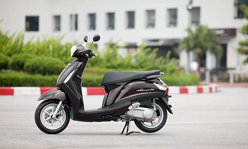 Yamaha Grande Premium - nâng cấp cho phái nữ