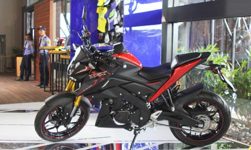 Yamaha TFX150 – côn tay 150 phân khối mới tại Việt Nam