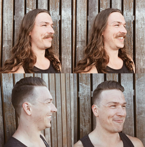 10 trai đẹp chứng tỏ cao râu hay không thì vẫn đẹp trai thôi !
