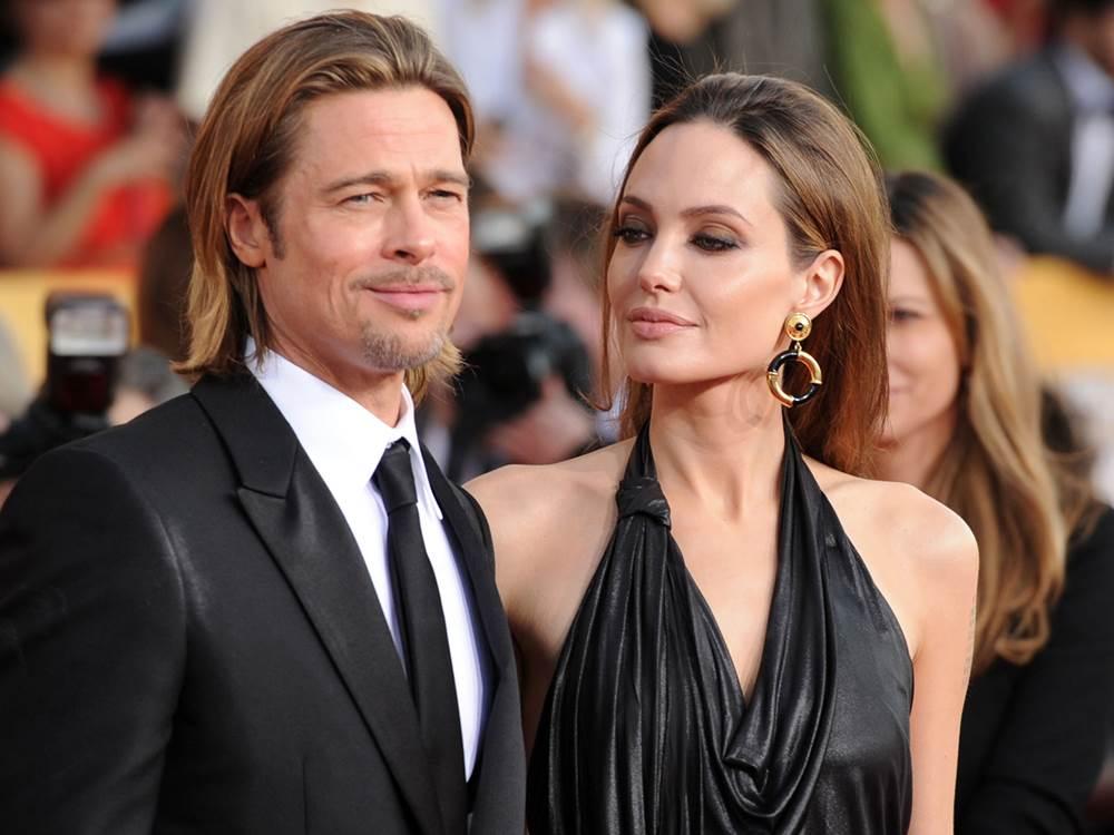 Biểu tượng thời trang Hollywood Brad Pitt và Angelina Jolie