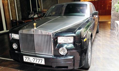 Bộ sưu tập Rolls-Royce siêu sang biển siêu đẹp