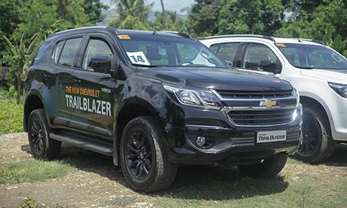 Chevrolet Trailblazer sắp ra mắt tại thị trường Việt Nam