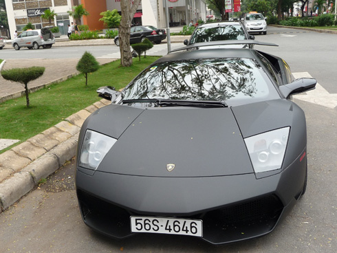 Lamborghini Murcielago SV '56S-4646'