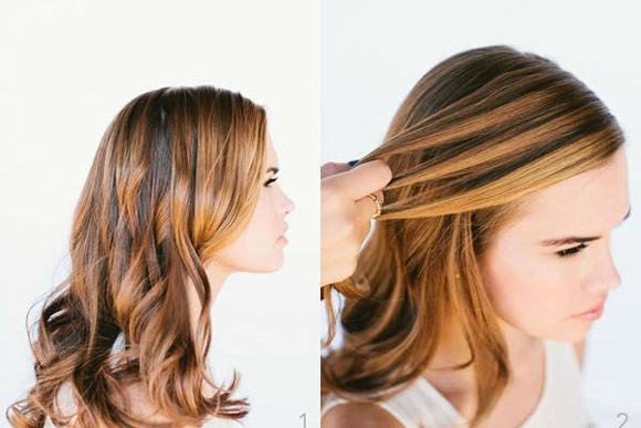 5 kiểu tóc tết dịu dàng xuân hè 2017