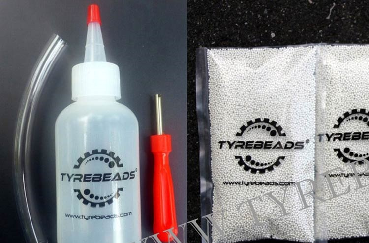 Bạn biết gì về công nghệ cân bằng bánh xe bằng bi sắt Tyre Beads ?