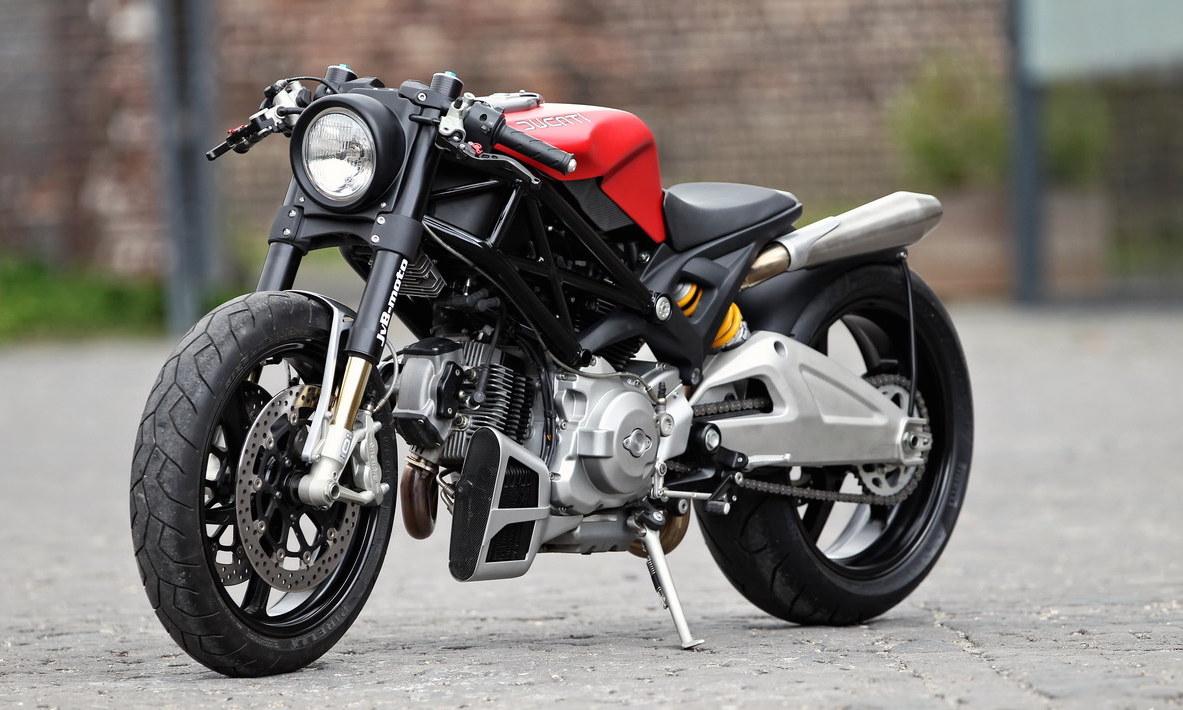 Chiêm ngưỡng 5 chiếc Ducati độ đẹp nhất mọi thời đại