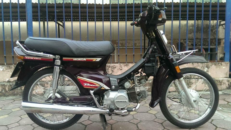 Honda Dream II đời cũ được rao bán giá 50 triệu đồng
