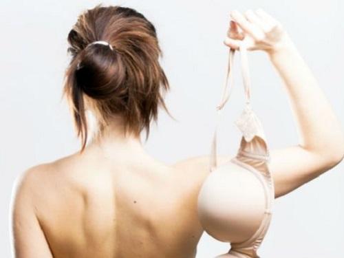 Nếu bạn không mặc áo ngực điều gì sẽ xảy ra ?