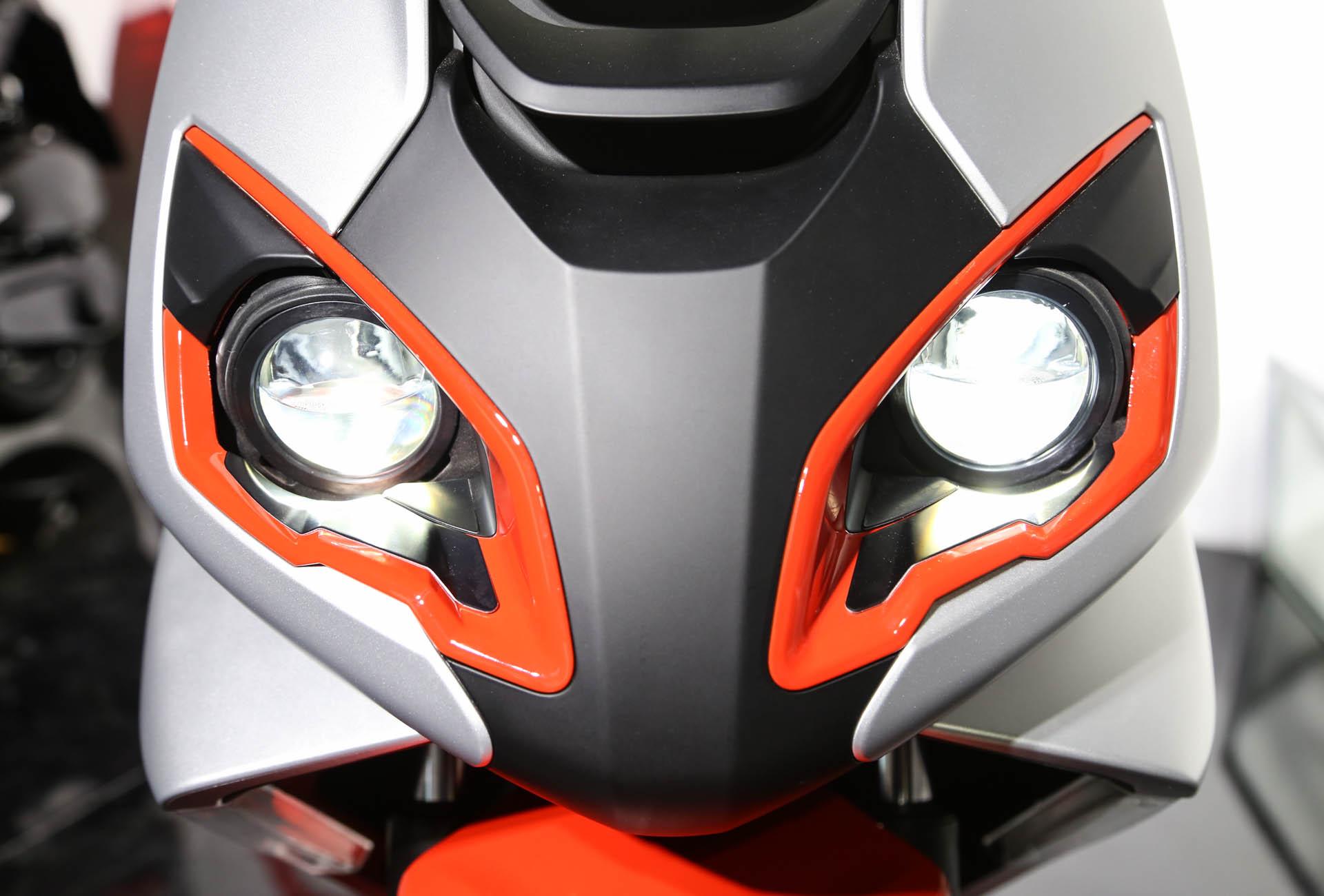 Peugeot huyền thoại xe tay ga đã về với Việt Nam