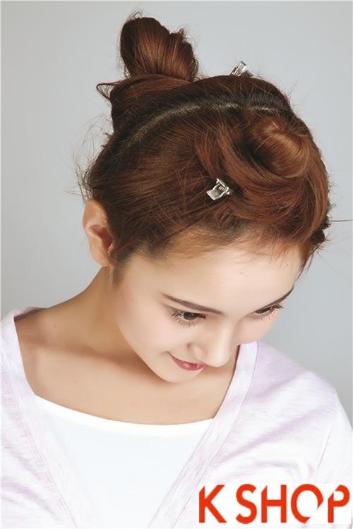 Tóc tết Hàn Quốc trẻ trung xinh xắn mà nàng nên biết