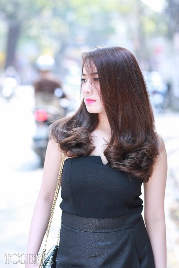 3 kiểu tóc nhuộm màu cực mạng lại sự năng động cho nàng