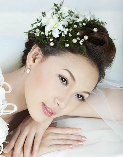 BST tóc cô dâu đẹp quyến rũ trong ngày cưới