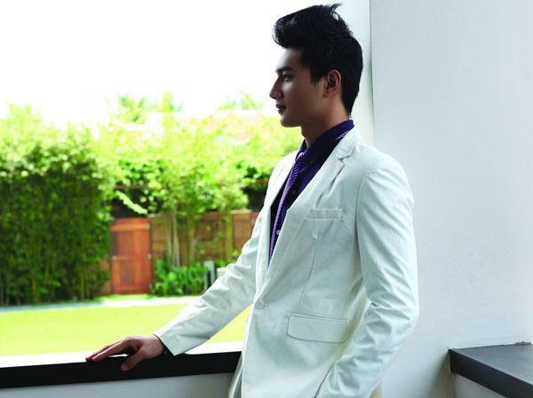 Cách phối áo vest với sơ mi nam đẹp phong cách cho chàng năm 2017