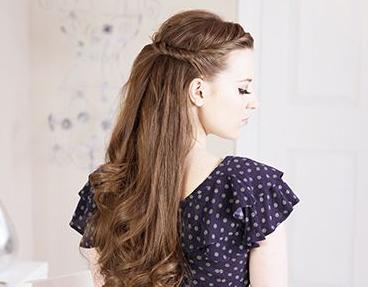 Những kiểu tóc vintage thanh lịch hoài cổ cho nàng