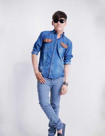 Quần Jeans nam đẹp cho chàng cuốn hút mạnh mẽ